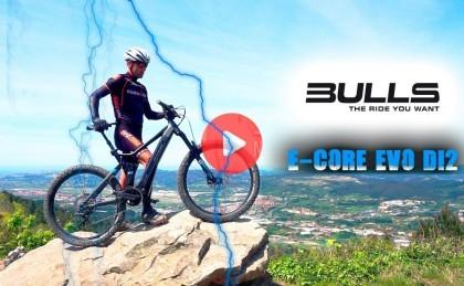 Bulls E-Core EVO DI2: La e-bike para las rutas más exigentes