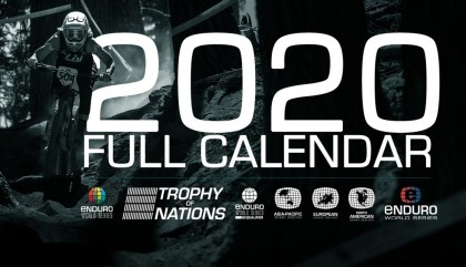 Calendario 2020 para las Enduro World Series