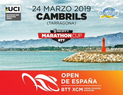 Cambrils Scott Marathon Cup formará parte del Open de España 2019