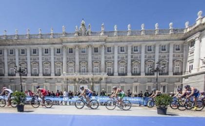 Cancelada la Copa del Mundo de Triatlón ITU Madrid 2018