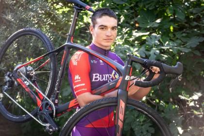 Carlos Canal pasa de juveniles a profesionales con el Burgos BH