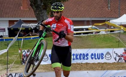 Carlos Hernández y Ruth Moll triunfadores en el Ciclocross Hormitech-Los Molinos