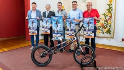Cartagena reunirá a los mejores pilotos nacionales de Trial