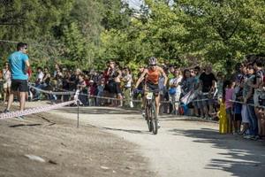 Casi 1.000 triatletas en el X Mountain de la Casa de Campo