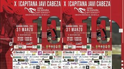 Casi 90 kilómetros con 2.400 metros de desnivel esperan en la Maratón Capitana Javi Cabeza