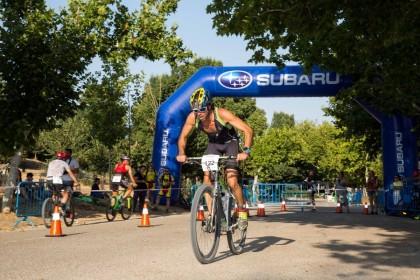 Chema Martínez y Luis Pasamontes participarán en el Subaru Triatlón Cross