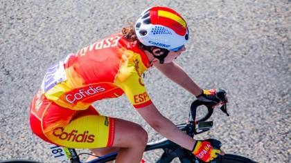 Ciclistas convocados por la selección para el Europeo de carretera de Alkmaar