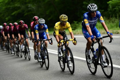 Clasificaciones y abandonos Tour de Francia 2019 tras la jornada de descanso
