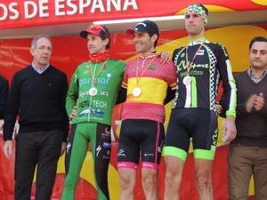 Clasificaciones Campeonatos de España de Ciclocross