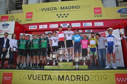 Clément Russo vencedor de la XXXII Vuelta a Madrid