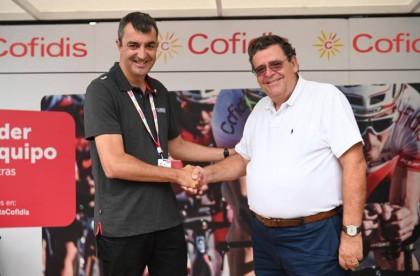 Cofidis seguirá como patrocinador de La Vuelta hasta 2022
