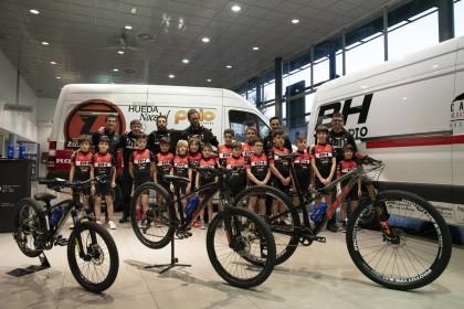 Coloma Bike Club la escuela de ciclismo de Carlos Coloma