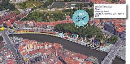 Confirmada la II Edición de los E-BIKE Days
