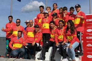 Conoce a los nuevos campeones de España de BMX 2016