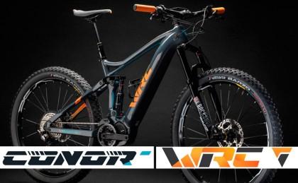 Conor Bikes presenta sus dos nuevas imágenes de marca