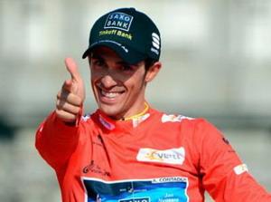 Alberto Contador vuelve a lo más alto conquistando La Vuelta