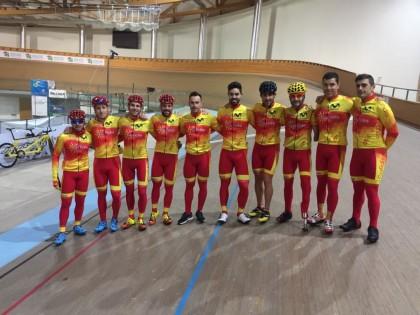 Convocatoria Selección Española Mundial de Ciclismo Adaptado en Pista