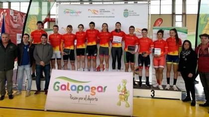 Copa de España de Pista: País Vasco y Madrid destacan en Galapagar