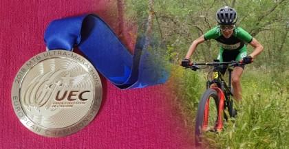 Crónica: Clara Fernández campeona de Europa de Ultramaratón MTB