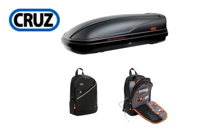 Cruz lanza el cofre de techo Cruz Paddock 450NT limited edition