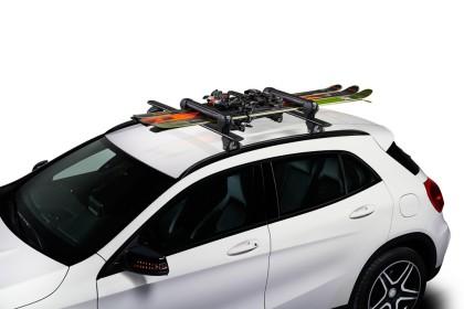 Cruz lanza Cruz Ski Rack Dark, el nuevo portaesquís de techo