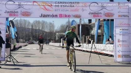 Dani Carreño y Susana Alonso campeones de España de ultramaratón