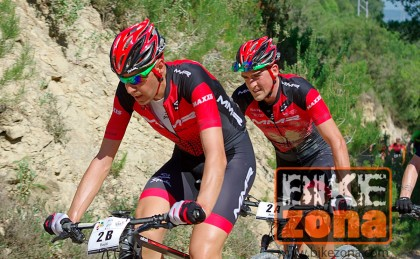 David Valero y Pablo Rodríguez repiten en la Vuelta a Ibiza BTT