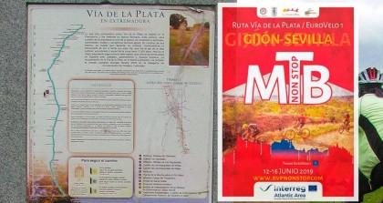De Gijón a Sevilla en MTB non Stop en la Ruta Vía de la Plata 2020