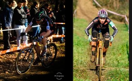Diez Arriola y Mónica Carrascosa (BZ Team) estarán en la Copa del mundo de CX
