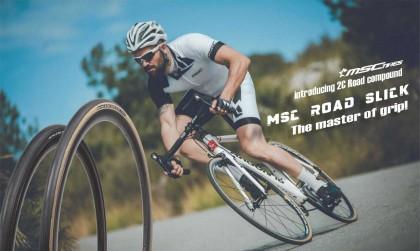 Disponibles las nuevas MSC Road Slick