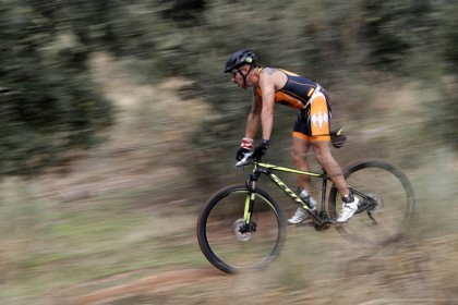 Divertido Du Cross en Aldea del Fresno