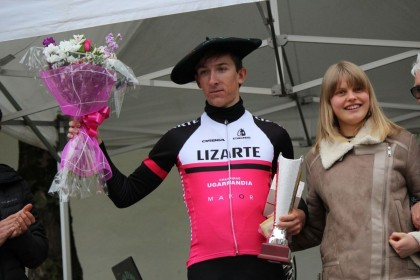 Dmitriy Zhigunov del Lizarte a profesionales con Fundación Euskadi