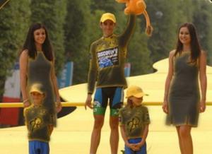 El Tour de Francia 2010 se disputará en dos ocasiones