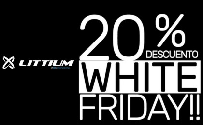 Dónde encontrar tu Littium Kaos Engineering durante el White Friday