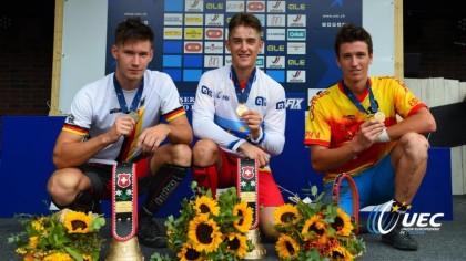 Dos oros y tres bronces para España en el europeo de trial