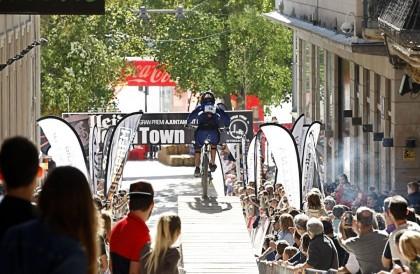 Down Town Ciutat de Lleida última prueba de descenso 2019 con puntos UCI en Europa