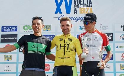 Dueñas y Heredero se hacen con la victoria final en Ibiza