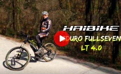 Ebikes: Probamos la Haibike MTB SDURO FullSeven LT 4.0