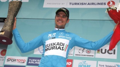 Edu Prades y Euskadi-Murias consiguen una gran victoria en Turquía