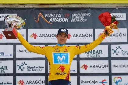 Edu Prades se impone en la Vuelta a Aragón