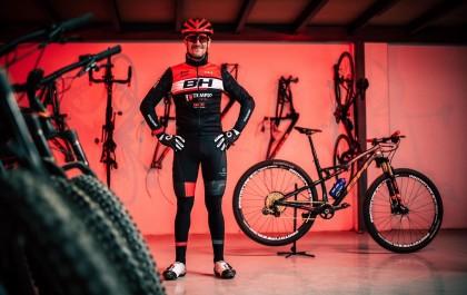El BH Templo Cafés UCC de Carlos Coloma debutará en la Costa Blanca Bike Race