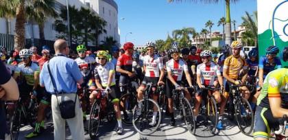 El Bike 55 Semar Elite duodecimo en la general por equipos de la Vuelta Ciclista a Alicante