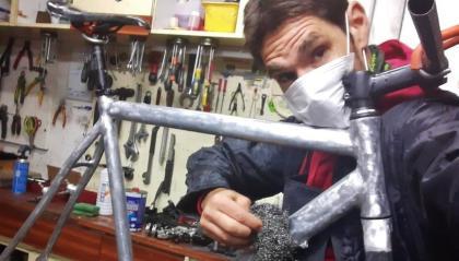 El BikeZona Team frente al Coronavirus, entrevistamos a Joseba León