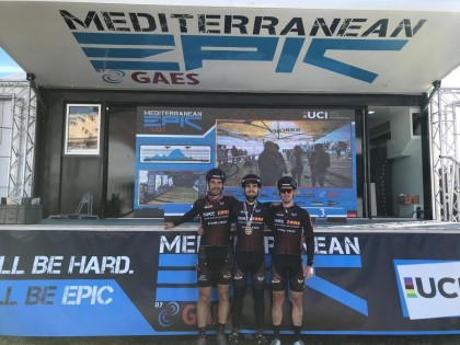 El Bikezona Team estará en la Mediterranean Epic BTT 2020