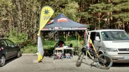 El Bikezona Team en la Redbull Holy Bike de La Pinilla