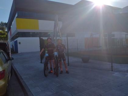 El Bikezona Team también presente en el Desafío Dama Roja