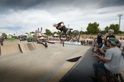 El BMX Freestyle olímpico aterriza este sábado en Leganés