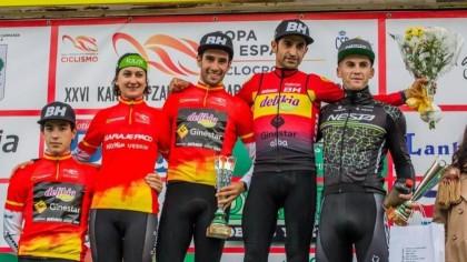 El buen momento del ciclocross español