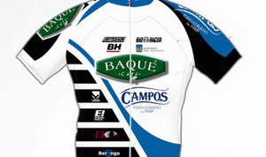 El Café Baqué-Campos presenta su nueva indumentaria