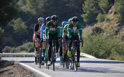 El Caja Rural - Seguros RGA 2019 ya trabaja al sol de Almería